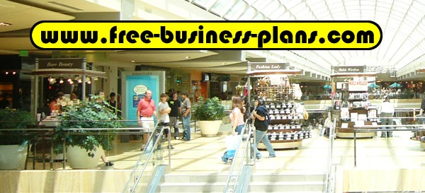 Free Personal Shopping Service Business Plan
